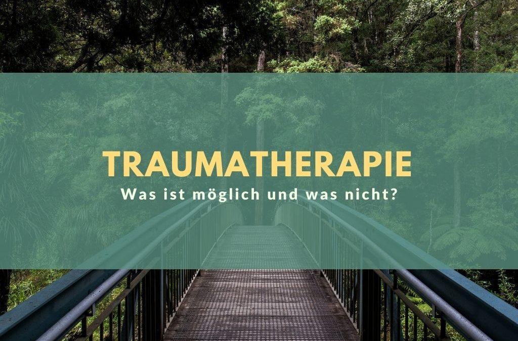 Traumatherapie Mannheim